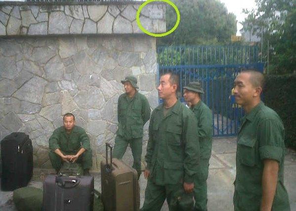 ... / ¿De dónde salieron estos chinos milicianos en Caracas? (+fotos