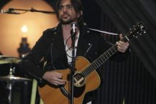 Juanes estrena su nuevo trabajo durante la Gala