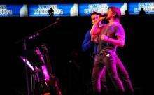 Exitosa actuacion de Juanes en el Festival de la Leyenda Vallenata, Colombia