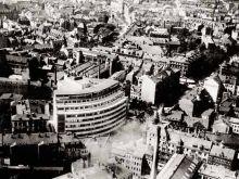 Chemnitz 1933 con más de 350 000 habitantes era uno de los centros industriales de Alemania y sede de importantes consorcios como Audi