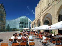 Chemnitz renace como signo de la modernidad sajona