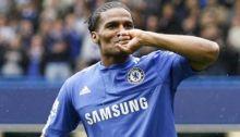 Florent Malouda. Uno de los nombres famosos del equipo de Francia, el mediocampista del Chelsea