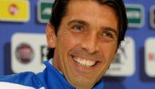 Gianluigi Buffon. El portero de la Juventus de 34 años y 1,92 cm