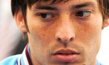 David Silva, mediocampista del Manchester United