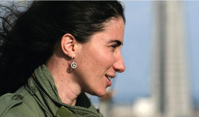 Yoani Sanchez  en Estados Unidos