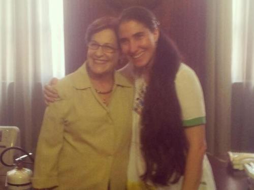 Yoani , Alcaldesa de Lima