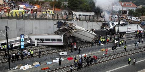 accidente tren galicia