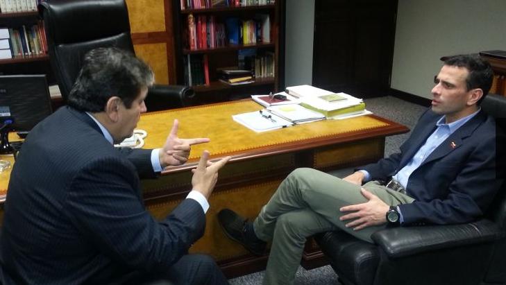 Alan García y Capriles