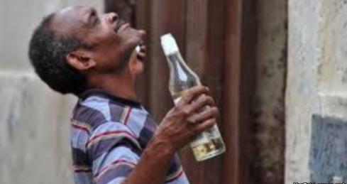 alcoholismo Cuba