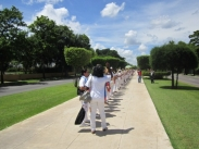 damas de blanco 1 de septiembre13