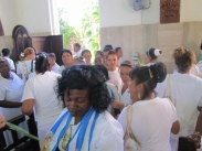 damas de blanco 1 de septiembre2