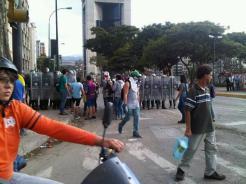 Altamira represion 13M 10