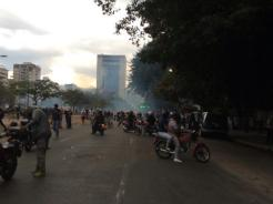 Altamira represion 13M 7