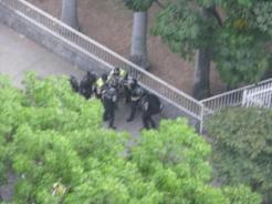 Altamira represion 13M 8