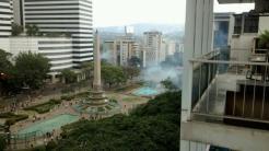 Altamira represion 13M 9