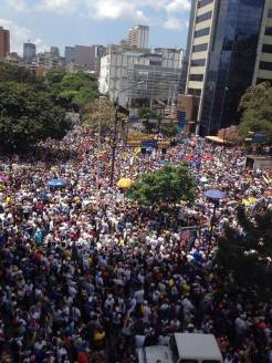 Marcha 1 M Venezuela