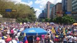 Marcha 1M 3 Venezuela
