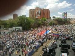 Marcha 1M 4 Venezuela