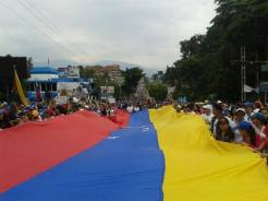 Marcha 1M 6 Venezuela
