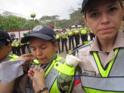 Policias Tachira