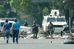 Presencia militar en Carabobo