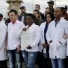 Los médicos cubanos han dicho bastaya!!!